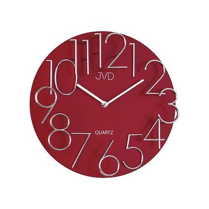 N�stenn� hodiny design JVD HB10 �er