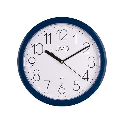 Nбstennй hodiny JVD s tichнm chodom HP612.xxx