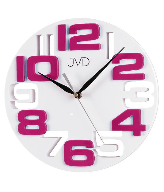 N�stenn� hodiny JVD H107.7