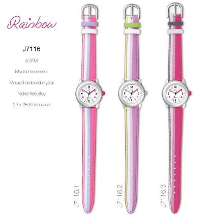 Detskй nбramkovй hodinky JVD J7116.2