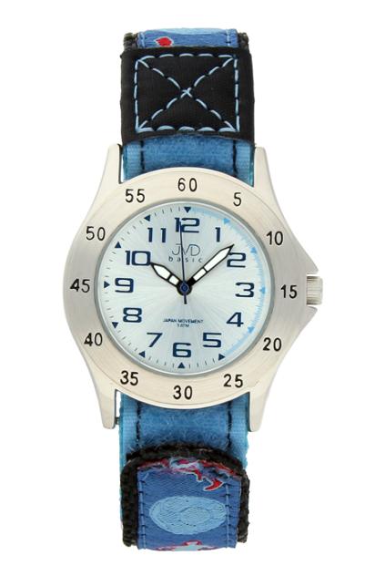 Detskй nбramkovй hodinky JVD J7015.3