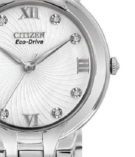 Dбmske nбramkovй hodinky CITIZEN