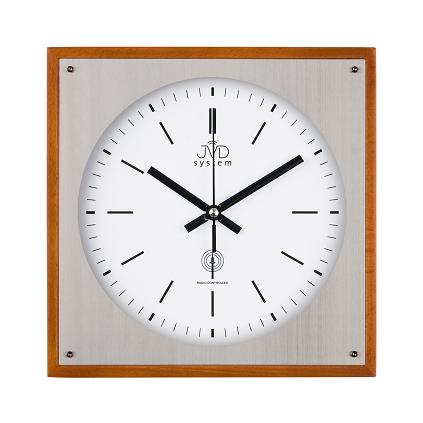 R�diom riaden� n�stenn� hodiny JVD system