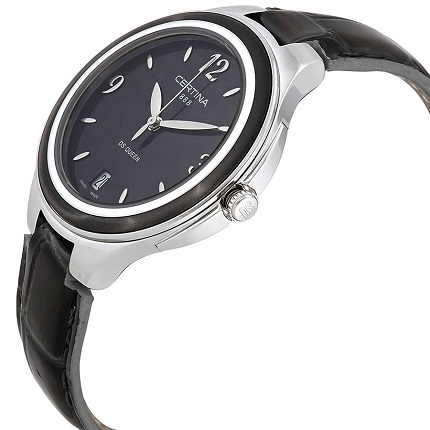 Dбmske hodinky DS QUEEN BLACK