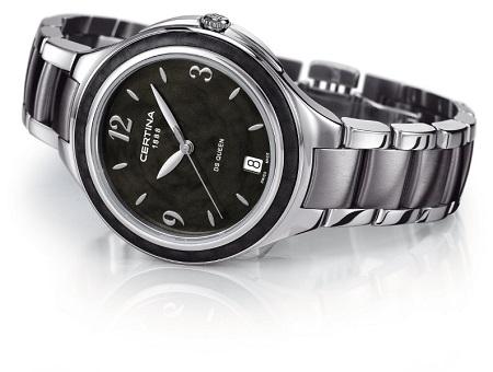 Dбmske hodinky DS QUEEN STEEL