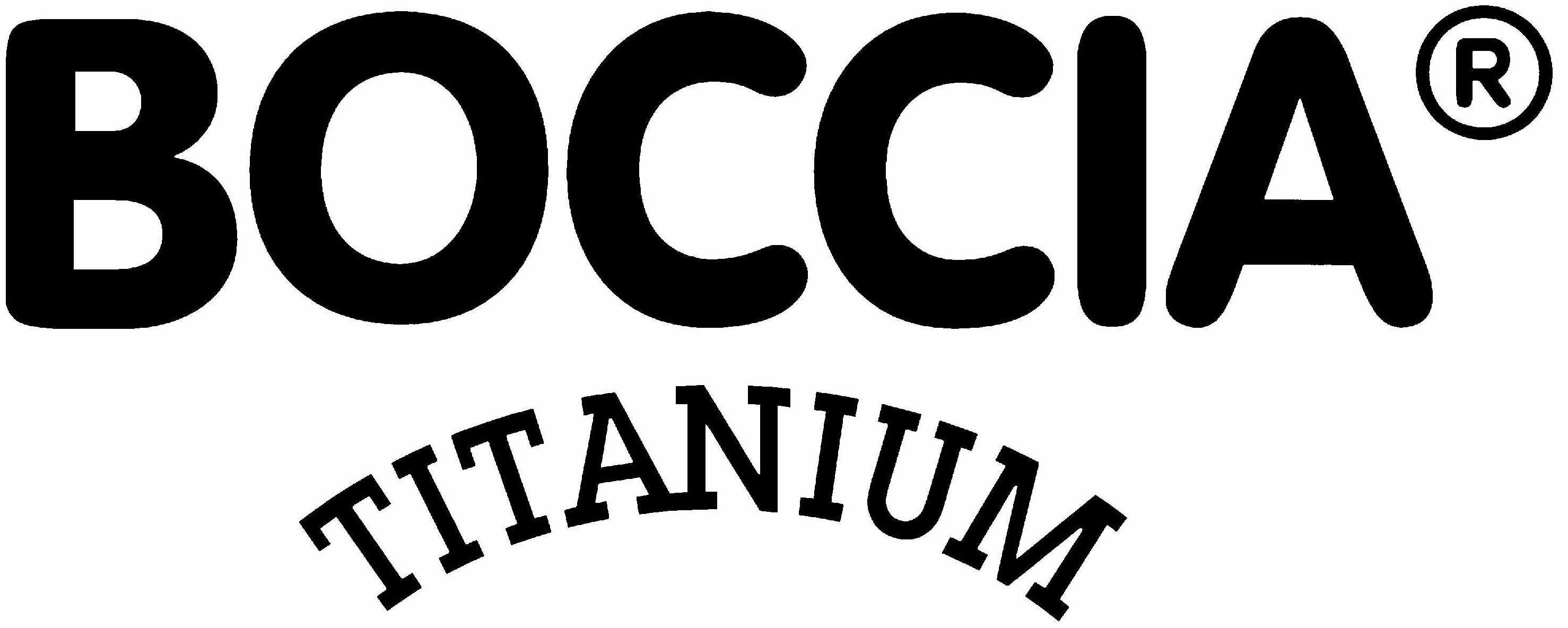 Boccia Titanium pбnske hodinky black
