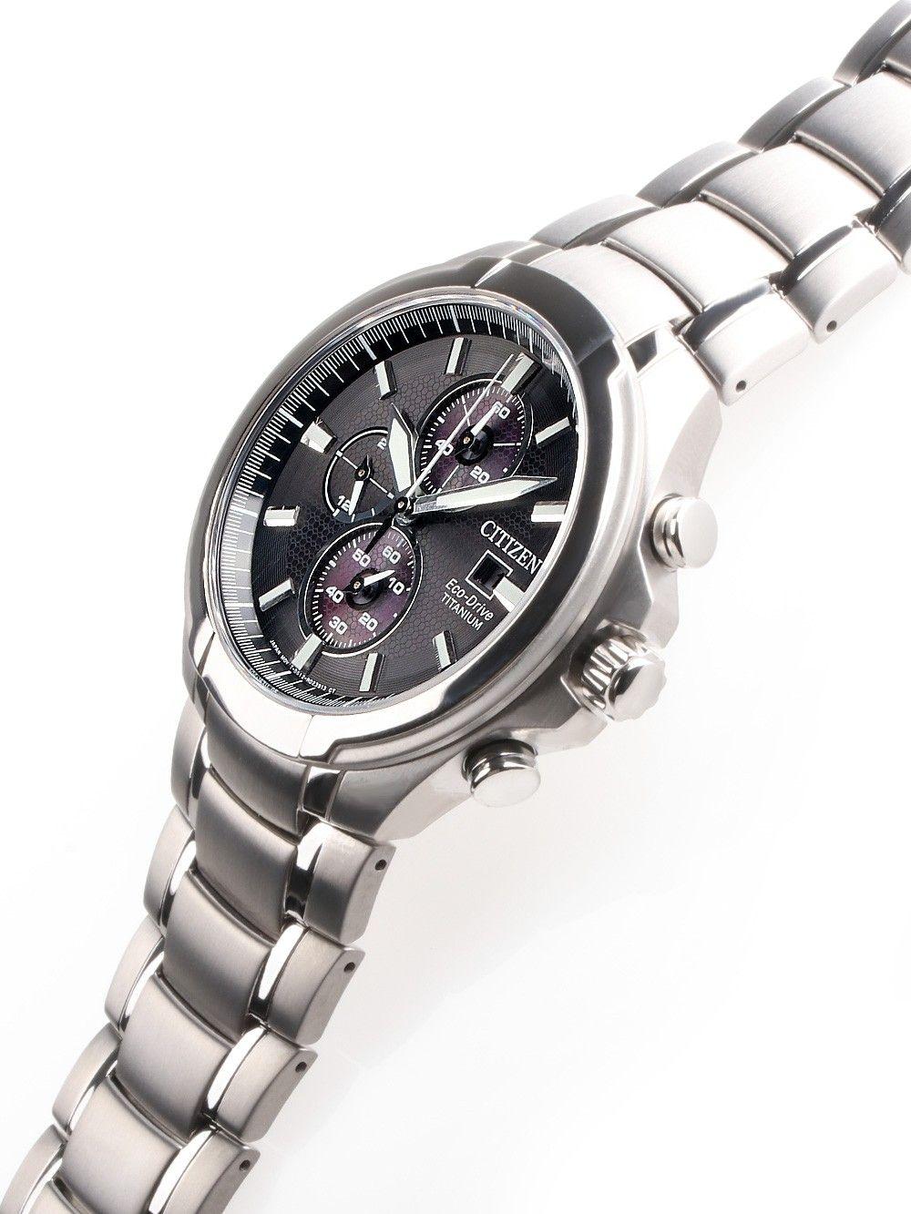 Pбnske hodinky Citizen SUPER TITANIUM SPORTY