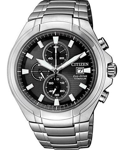 P�nske hodinky Citizen SUPER TITANIUM SPORTY