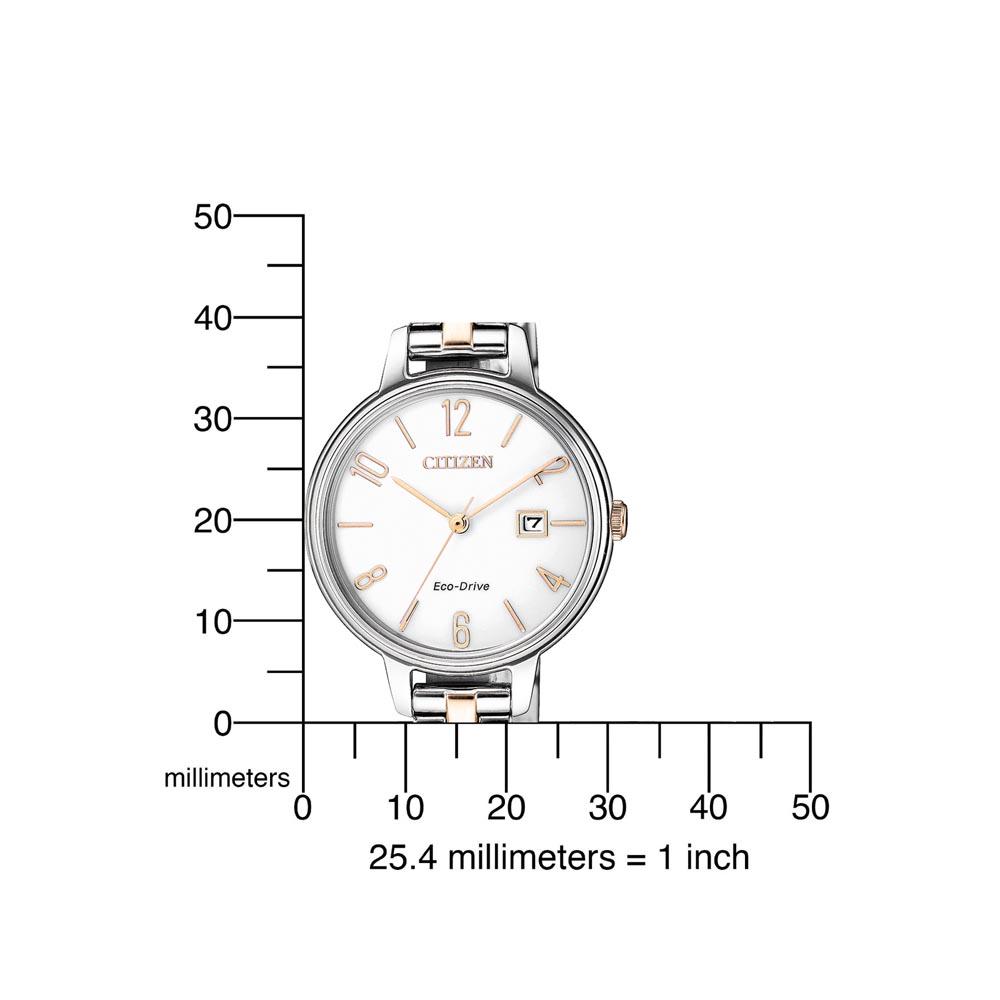 Dбmske hodinky CITIZEN ECO DRIVE
