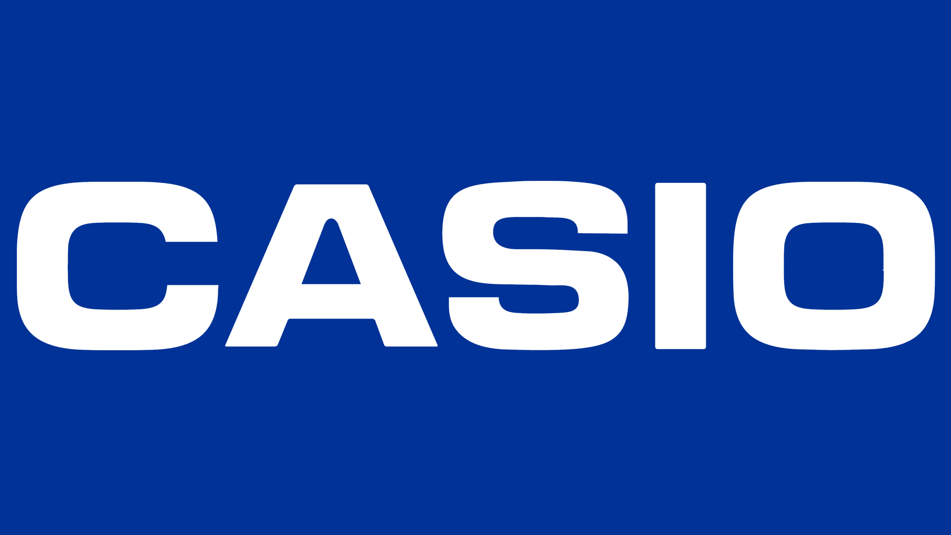 PБNSKE HODINKY CASIO BLUE