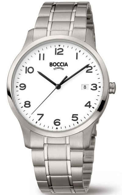 Pбnske titбnovй hodinky BOCCIA