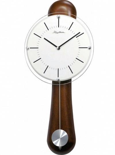 Dizajnovй hodiny RHYTHM v dreve