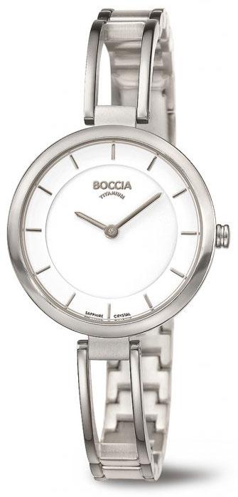 Dбmske titбnovй hodinky BOCCIA