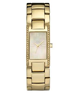 Dбmske zlatй hodinky DKNY